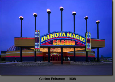 Dakota magic casino and hotel casino cheapo page vegas